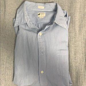 J. Crew Long Sleeved Soft Wash Shirt Large